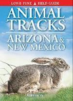 Animal Tracks of Arizona & New Mexico af Ian Sheldon, Horst Krause, Ross Ross