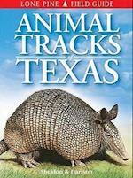 Animal Tracks of Texas af Ian Sheldon