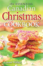 Essential Canadian Christmas Cookbook, The af Lovoni Walker