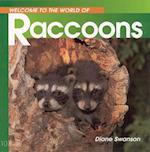 Welcome to the World of Raccoons af Diane Swanson
