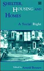 Shelter, Housing and Homes