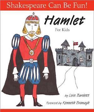 Bog, ukendt format Hamlet for Kids af Lois Burdett