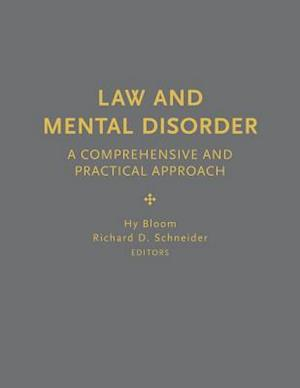 Bog, hardback Law and Mental Disorder