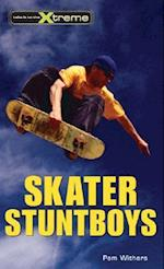 Skater Stuntboys af Pam Withers