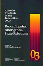 Canada: The State of the Federation, 2003 af Michael Murphy