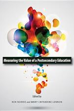 Measuring the Value of a Postsecondary Education (None)