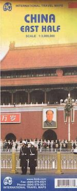 China East Half, International Travel Maps 1:3 mill.