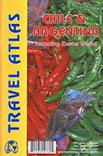 Chile & Argentina Travel Atlas, International Travel Maps (International Travel Maps)