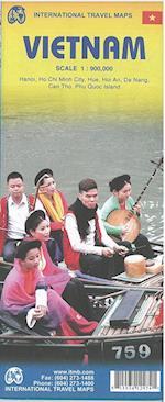 Vietnam, International Travel Maps (International Travel Maps)