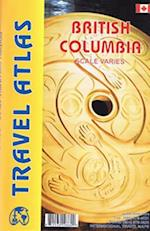 British Columbia Travel Atlas, International Travel Maps