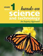 Hands-on Science and Technology, Grade 1 (Hands on Science and Technology)