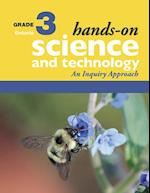 Hands-on Science and Technology, Grade 3