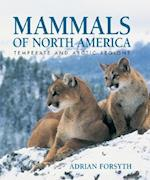 Mammals of North America af Adrian Forsyth