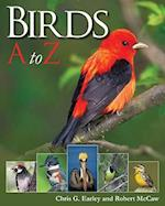 Birds A to Z af Chris G. Earley