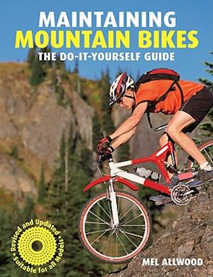 Bog, paperback Maintaining Mountain Bikes af Mel Allwood, Melanie Allwood, Jenn Hopkins