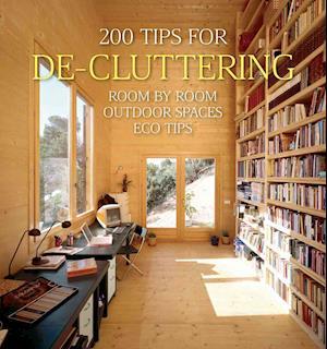 Bog, hardback 200 Tips for de-Cluttering af Daniela Santos Quartino