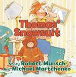 Thomas' Snowsuit af Robert Munsch, Michael Martchenko