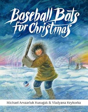 Bog, paperback Baseball Bats for Christmas
