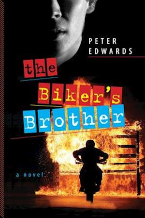 Bog, paperback The Biker's Brother af Edwards