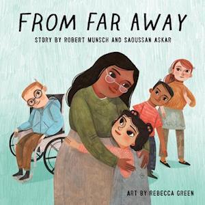 Bog, paperback From Far Away af Robert Munsch, Saoussan Askar