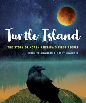 Bog, paperback Turtle Island af Eldon Yellowhorn