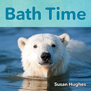 Bog, ukendt format Bath Time af Hughes