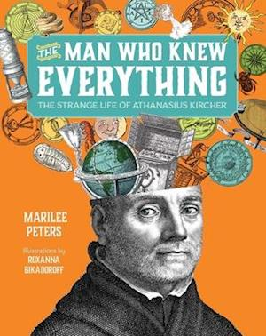 Bog, paperback The Man Who Knew Everything af Peters