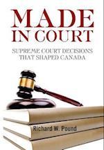 Made in Court af Richard Pound