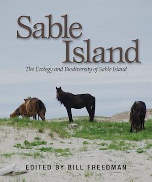 Bog, hardback Sable Island af Bill Freedman