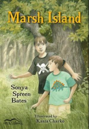 Marsh Island af Sonya Bates