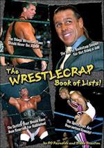 Wrestlecrap Book Of Lists (Wrestlecrap)