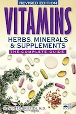 Vitamins, Herbs, Minerals & Supplements