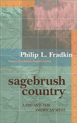Bog, paperback Sagebrush Country af Philip L. Fradkin