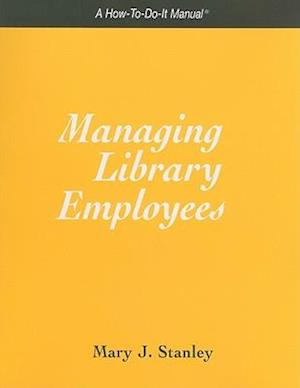 Managing Library Employees