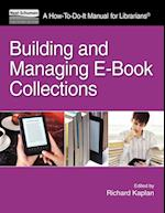 Building and Managing E-Book Collections (How To Do It Manuals Paperback)