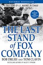 Last Stand of Fox Company af Bob Drury