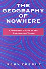 The Geography of Nowhere af Gary Eberle