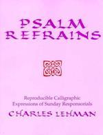 Psalm Refrains