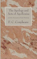 The Apology and Acts of Apollonius