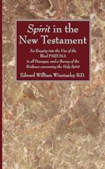 Spirit in the New Testament af Edward William Winstanley