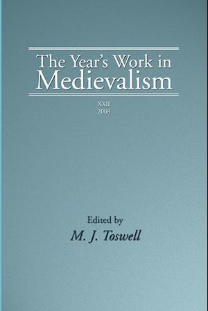 Bog, paperback The Year's Work in Medievalism