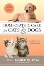 Homeopathic Care for Cats and Dogs, Revised Edition