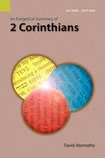 An Exegetical Summary of 2 Corinthians, 2nd Edition af David Abernathy, C. David Abernathy