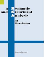 A Semantic and Structural Analysis of Revelation