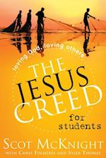 Jesus Creed for Students (US)