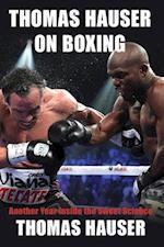 Thomas Hauser on Boxing