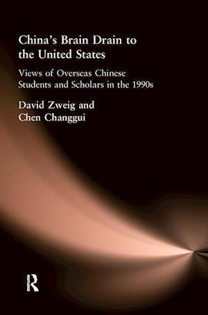 China's Brain Drain to Uni Sta