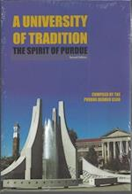A University of Tradition (The Founders Series)