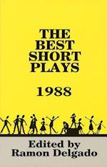 Best Short Plays 1988 (Best Short Plays)