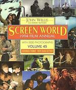 Screen World 1994, Vol. 45 (John Willis Screen World Paperback, nr. 45)